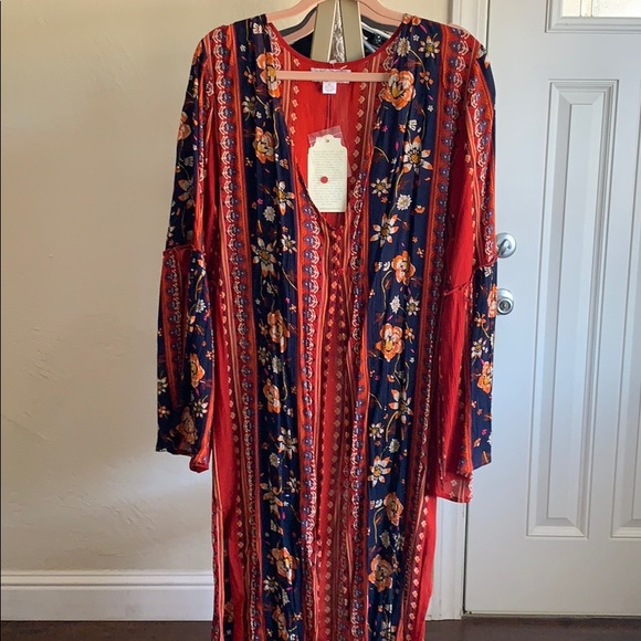 Band of Gypsies Sweaters - Band of Gypsies duster
